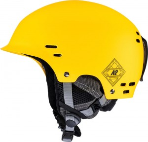 Kask zimowy K2 Thrive Classic Yellow