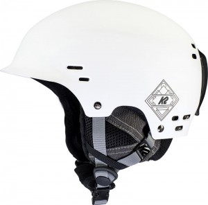 Kask zimowy K2 Thrive White