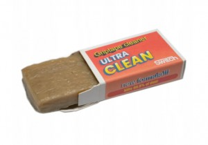 Czyścik do Gripa Griptape cleaner gumka
