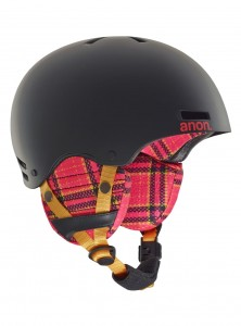 Kask Anon Rime Flannel Black